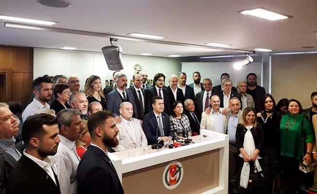 İYİ Parti Denizli, yeni yönetimini tanıttı