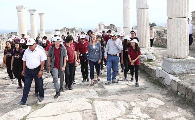 Merkezefendi Belediyesi'nden Denizli'nin tarihine yolculuk