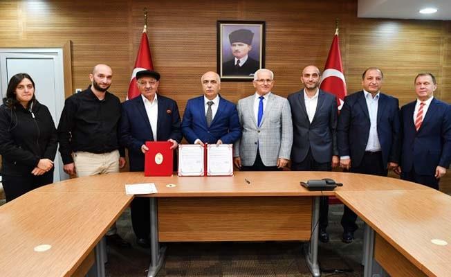 Ölçme ve Değerlendirme Merkezi yapımı için protokol imzalandı