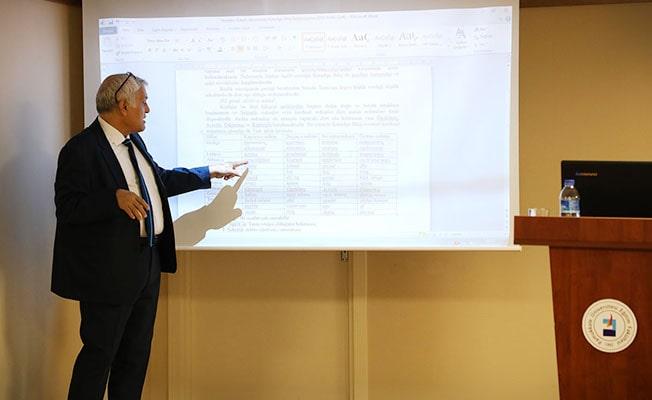 PAÜ'de 'Kutadgu Bilig'de Hümanizm' semineri