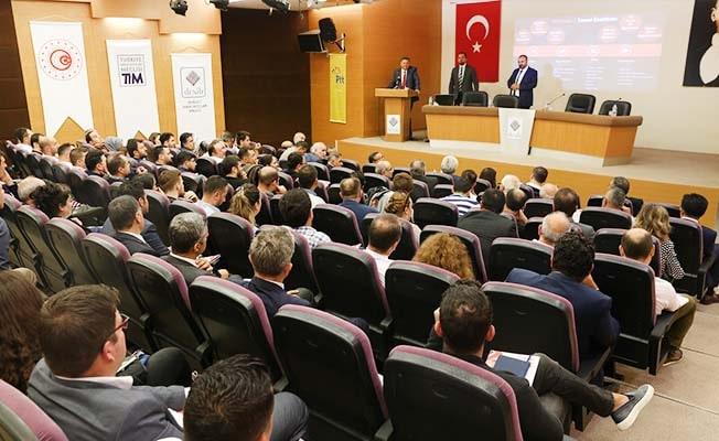 PttTrade tanıtım toplantısı DENİB'in ev sahipliğinde gerçekleştirildi