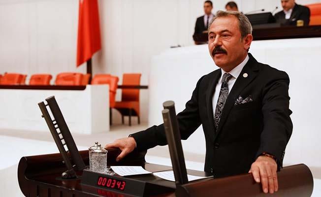 """Milletvekili Şahin Tin: """"Gereken tedbirler alınıyor"""""""