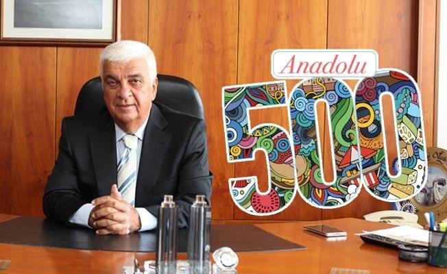 Anadolu 500'de Denizli'den 30 firma