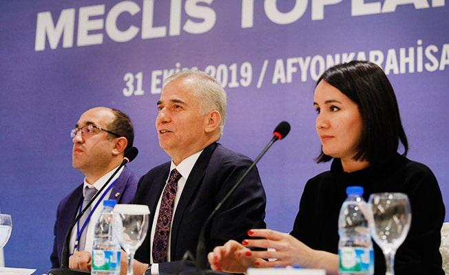"""Başkan Zolan; """"Türkiye yenilenebilir enerji kaynaklarına yöneliyor"""""""