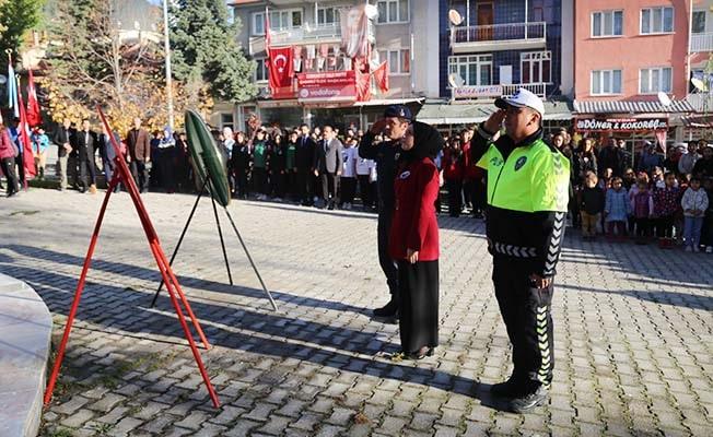 Çameli'de 10 Kasım Atatürk'ü Anma Töreni