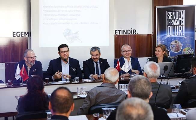 Çivril'de ihracat anlatıldı