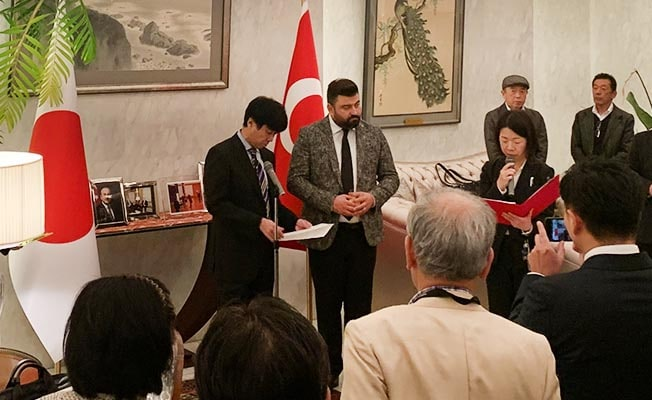 DENİB Japonya'da önemli bir etkinliğe imza attı