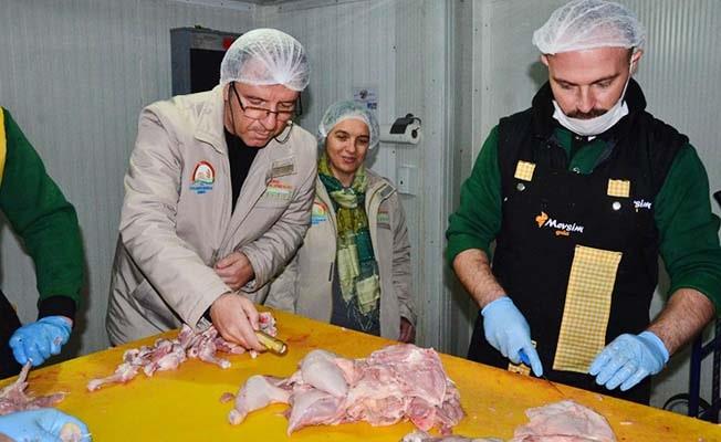 Denizli'de 'Ürün Bazlı Gıda Denetim' seferberliği başladı