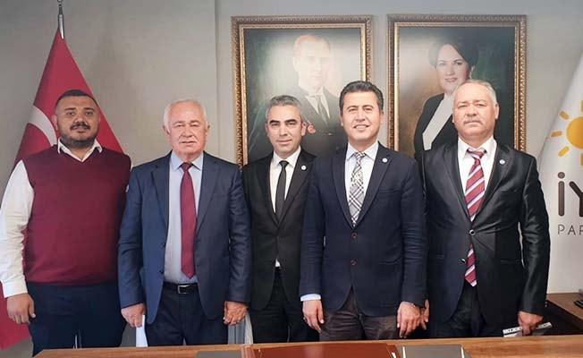 İYİ Parti Denizli'de 3 ilçe başkanlığına atama
