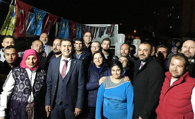 İYİ Parti'den Aktepe çıkarması