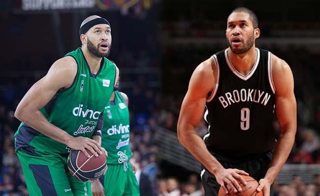 Merkezefendi Basket'e NBA'den 2,13'lük dev pivot