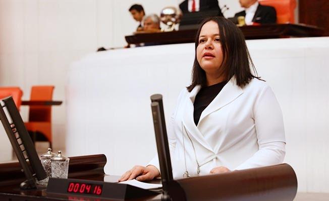 Milletvekili Ök, Bütçe Kanunu Teklifi üzerine konuştu