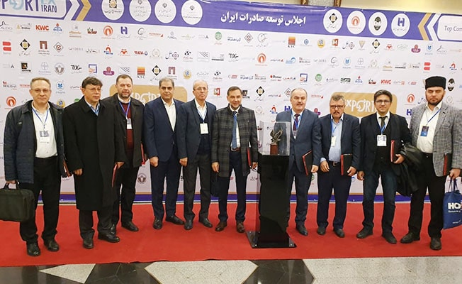 MÜSİAD Denizli İran'la TL ile ticaret yapıyor