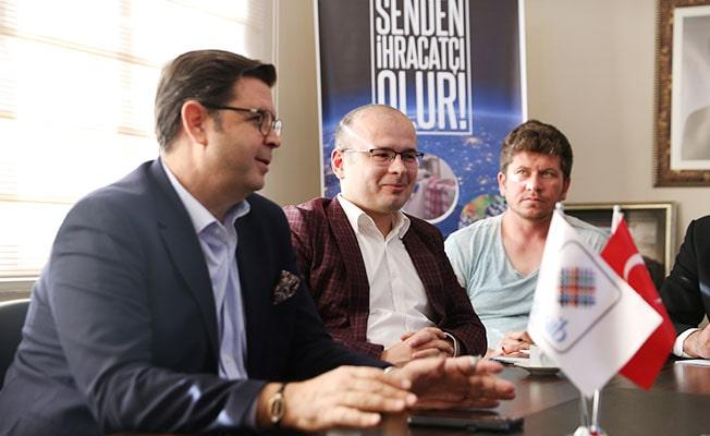 'Senden İhracatçı Olur' projesi Bozkurt'a anlatıldı
