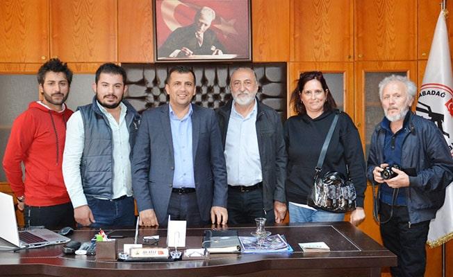 Ünlü yönetmen yeni filmini Babadağ'da çekecek