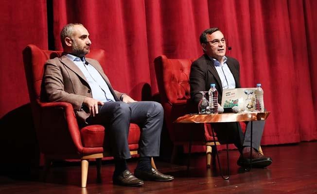 Zeyrek ve Saymaz Denizli'de Atatürk'ü ve Türkiye'yi konuştu