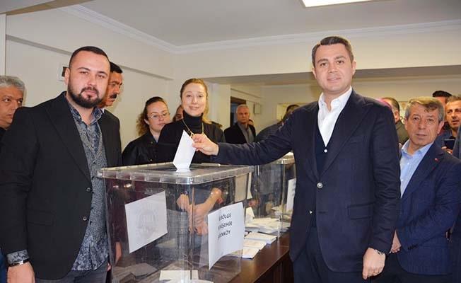 AK Parti Merkezefendi'de delege seçimi heyecanı