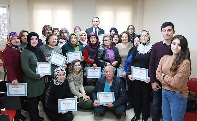 Büyükşehir'in ilk yardım eğitimleri devam ediyor