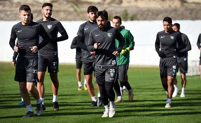 Horoz kupa maçı hazırlıklarını tamamladı