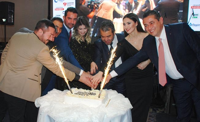 İMO Denizli 65. Kuruluş yıldönümünü kutladı