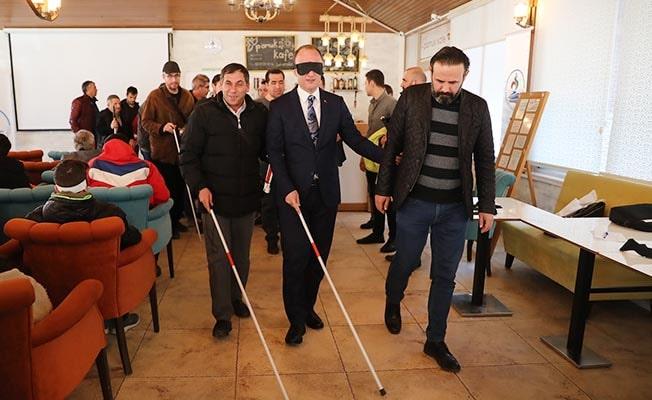 Başkan Örki: Amacım sizleri daha iyi anlamaya çalışmak