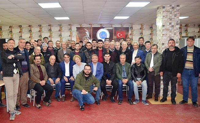 Bozkurt'a sanayi sitesi hamlesi