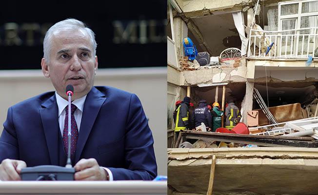 """""""Büyükşehir Belediyesi tüm imkanları ile desteğe hazır"""""""