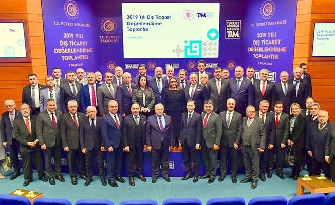 DENİB Başkanı Memişoğlu 2019 yılı ihracat rakamlarını değerlendirdi