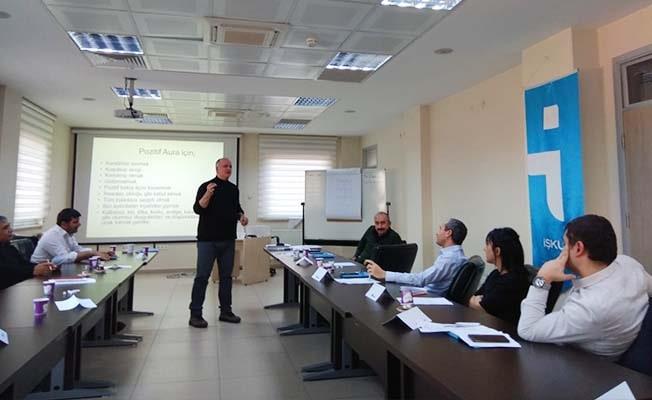 Denizli İŞKUR'da 'Liderlikte Koçvari Yaklaşim' eğitimi