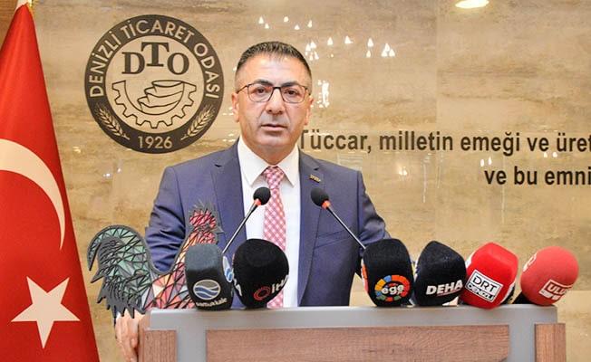 """DTO Başkanı Erdoğan: """"2020 Denizli için çok verimli bir yıl olacak"""""""