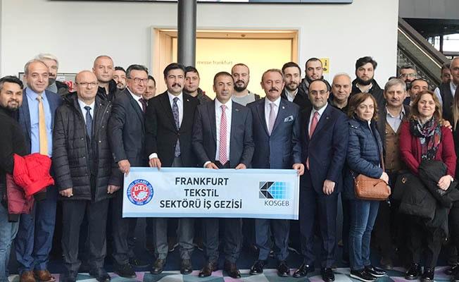 DTO, üyelerini Almanya'da yalnız bırakmadı