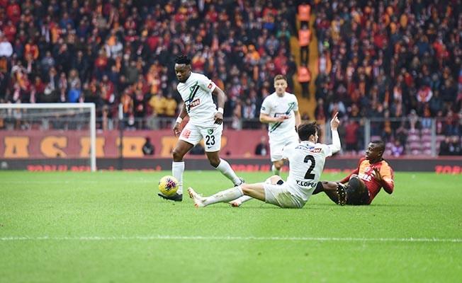 Galatasaray: 2 - Denizlispor: 1