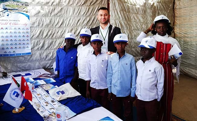 Sudan'da PAÜ'ye büyük ilgi
