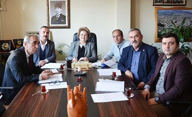 Bozkurt'ta toplu sözleşme imzalandı