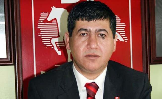 DP İl Başkanı Çelik kalp krizi geçirdi