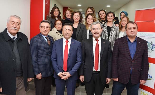 DTO Çivril Temsilciliği hizmete açıldı