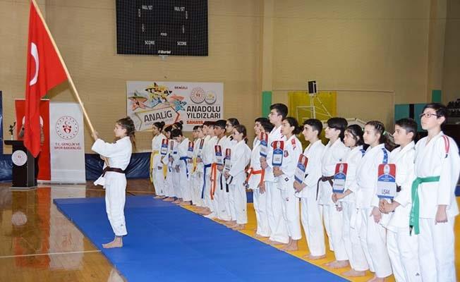 Judo'da Denizli Karması Yarı Finale yükseldi