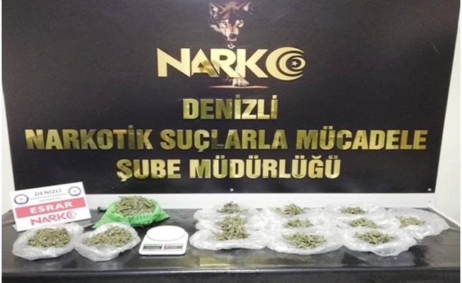 Uyuşturucuya 18 gözaltı