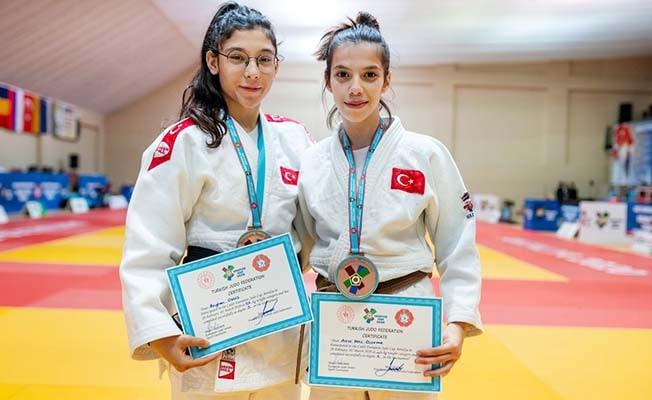 Avrupa Judo Kupası'nda Büyükşehir rüzgarı