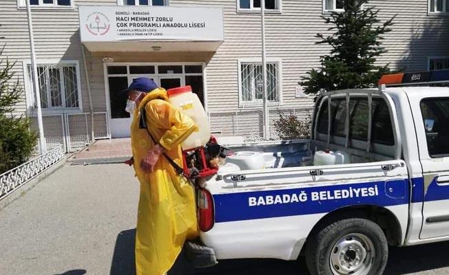 Babadağ Belediyesi kira alacaklarını 2 ay erteledi