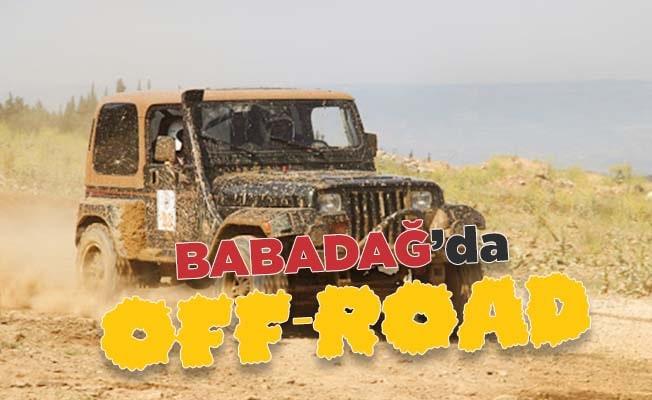 Babadağ'da Off-Road tarihi belli oldu