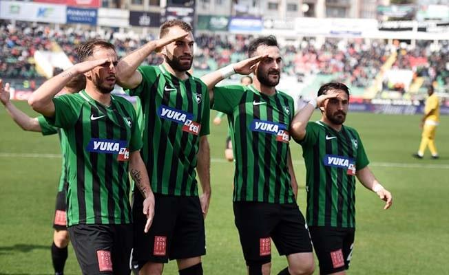Denizlispor: 2 - Malatyaspor: 0