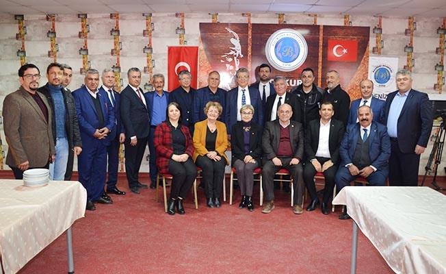 Ege ve Marmara Çevre Belediyeler Birliği Bozkurt'ta