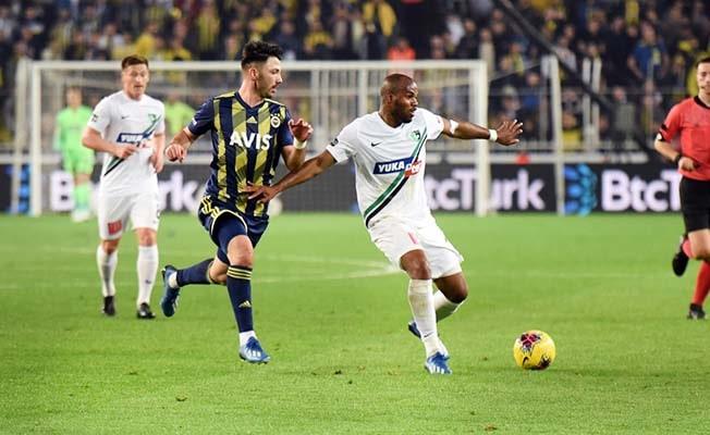 Fenerbahçe : 2 - Denizlispor : 2