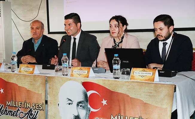 Pamukkale Belediyesi Milli Şairi unutmadı