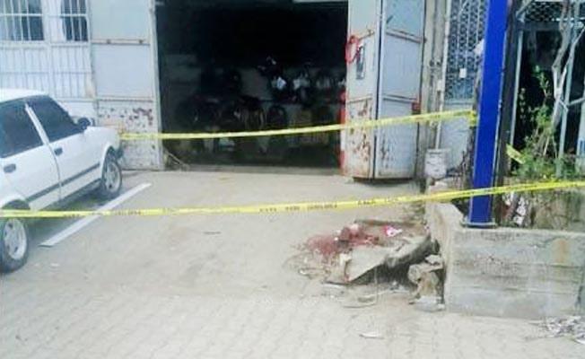 Sanayi sitesinde tartıştığı kişiyi pompalı tüfekle yaraladı
