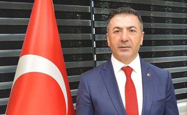 """DTO Başkanı Erdoğan: """"Bu zorlu süreci, birlik ve beraberlikle atlatacağız"""""""