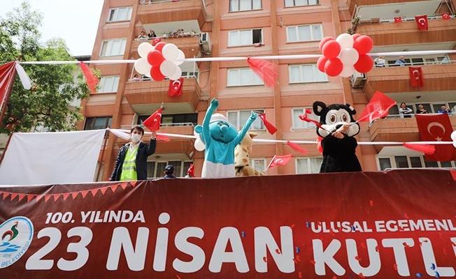 Pamukkale Belediyesi'nden Çocuklara Bayram hediyesi
