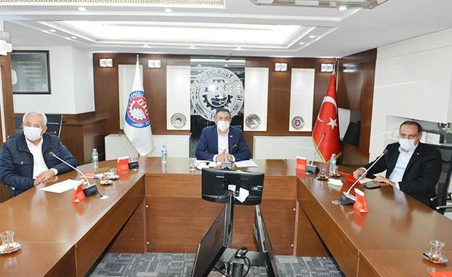 """Ulaştırma sektörünü toplayan DTO Başkanı Erdoğan: """"Denizli'miz, örnek bir girişime daha imza attı"""""""