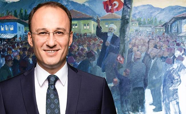 Başkan Örki'den Milli Mücadele Günü Mesajı